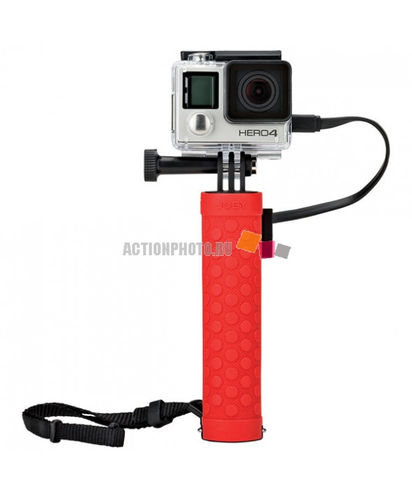 Батарейная рукоятка JOBY Action Battery Grip для GoPro