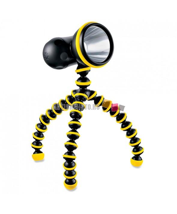 Фонарь светодиодный Joby FL-1 Flashlight Gorillatorch черно-желтый