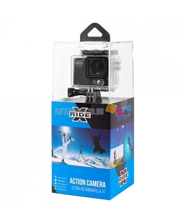 Экшн камера XRide Ultra HD