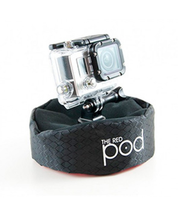 Штатив подушка THE POD RED для небольших камер.