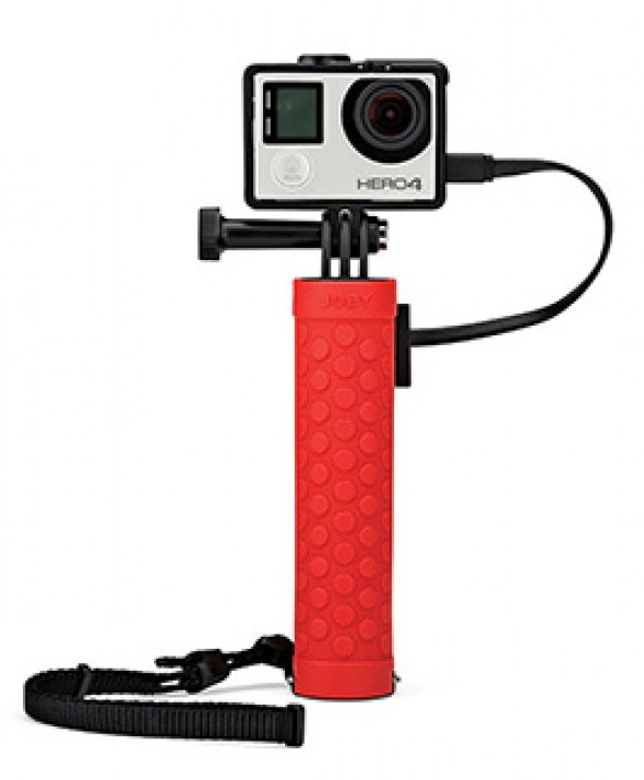 Ручка для экшн камер с зарядкой Joby Action Battery Grip