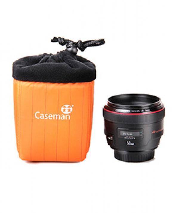 Чехол для небольших объективов DSLR камер CASEMAN