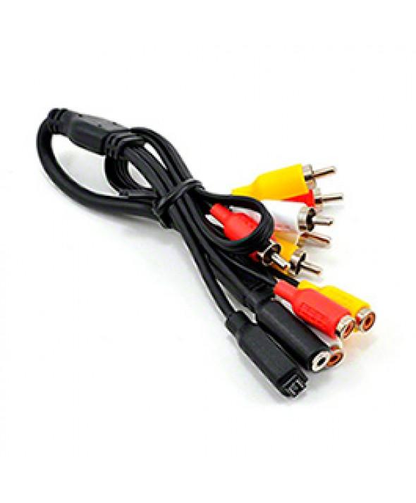 Кабель для видео и аудио подключения GoPro Combo Cable