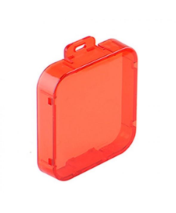Красный фильтр для камер GoPro Hero 3+