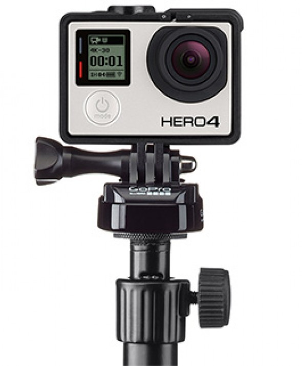Крепление на стойку микрофона GoPro Mic Stand Adapter