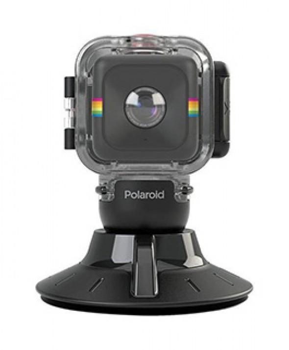 Присоска с водонепроницаемым боксом Polaroid Cube Suction Mount