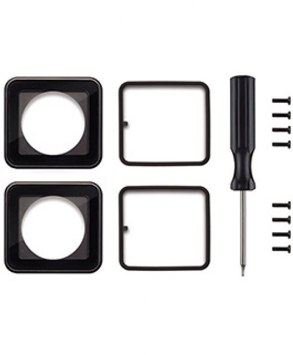 Ремкомплект линз к камере GoPro 4/3+ Lens Replacement Kit (Standart Housing)