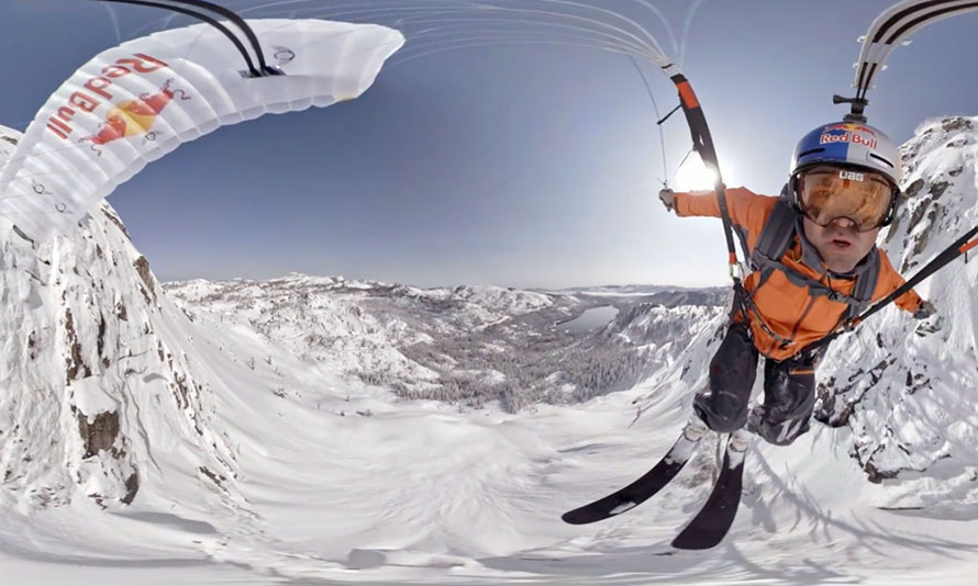 GoPro Fusion 360 градусов