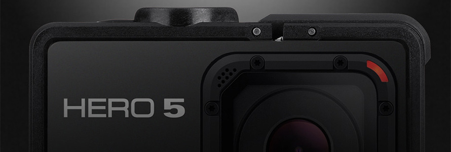 Первое видео GoPro Hero5