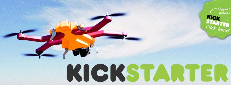 Проекты для Гоупро на Kickstarter