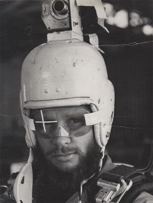 Боб Синклер - первая камера на шлеме