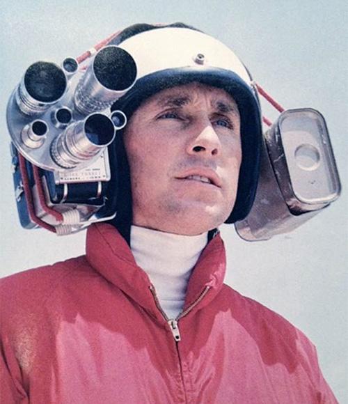 экшн камера для шлема