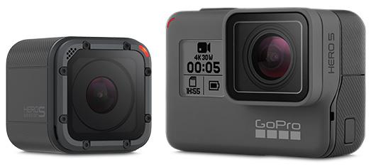 экшн камеры гоупро5