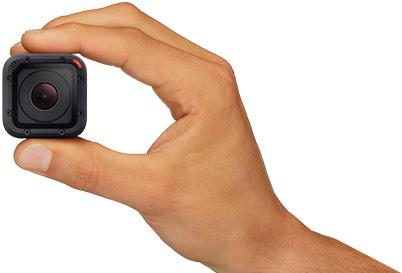 GoPro Hero4 Session меньше предыдущих моделей