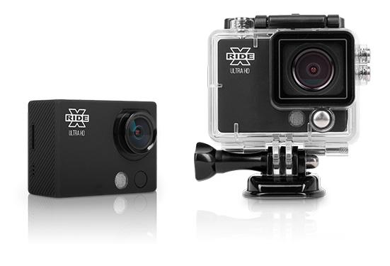 Купить экшн камеру XRide Ultra HD