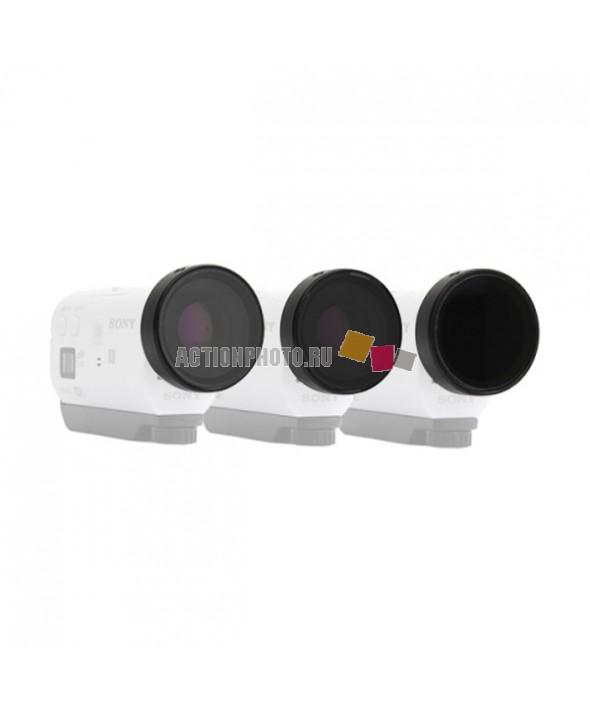 Набор фильтров для Sony Action Cam Polar PRO Filter 3-pack
