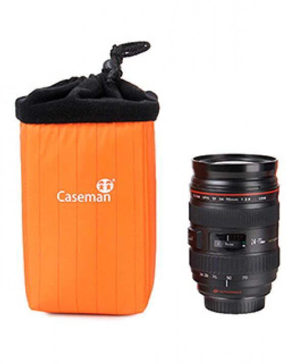 Чехол для среднефокусных объективов DSLR камер CASEMAN