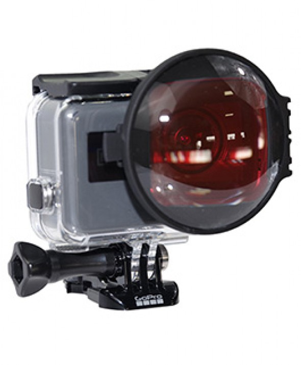 Комбинированный фильтр для GoPro 5 Black для подводной съёмки PolarPro Switchblade
