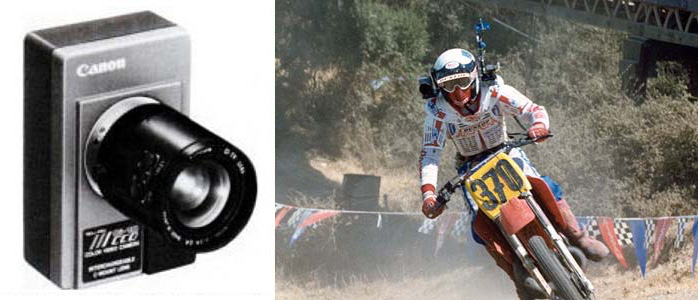 экшн камера Canon Ci-10