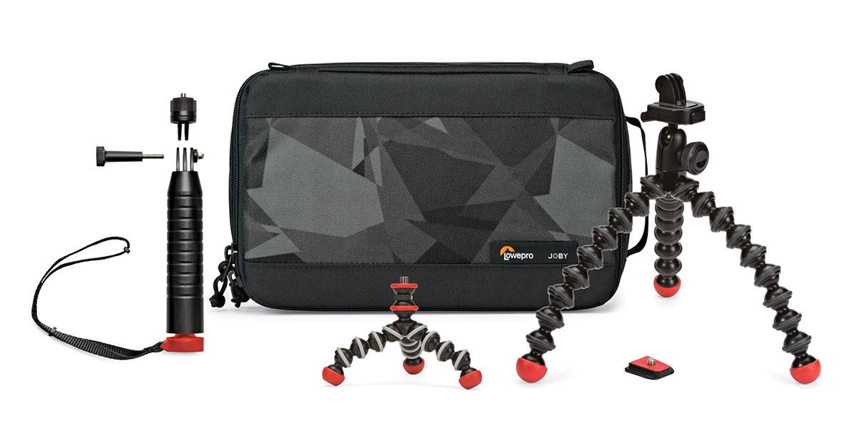 кейс и штатив для GoPro