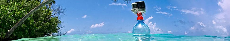 Крепление пробка GoPro SP-Gadgets Bottle Mount